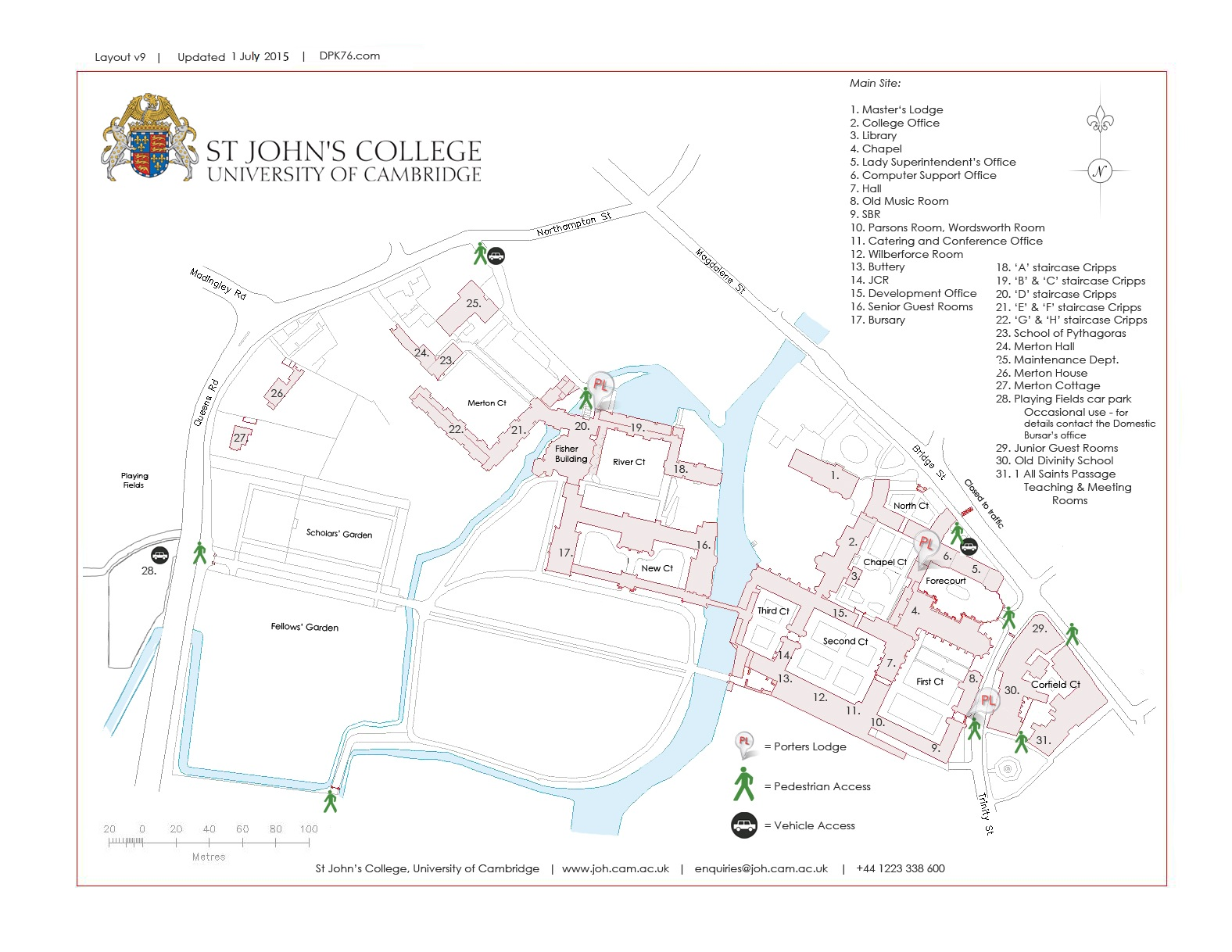 Map - College Plan | StJohns Map Direction Uk on mapquest directions, get directions, driving directions, scale directions, compass directions, travel directions, traffic directions, giving directions,