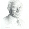 Professor John Emerton, by John Edwards (1998).