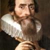 Johannes Kepler, portrait by an unknown artist. Credit: Wikimedia Commons