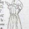 marginal drawing of Pythagoras