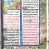 folio 103r of the Breviary of Margaret of York