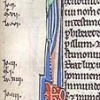 initial I incorporating the eagle of St John