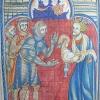 Abraham and Melchisedech