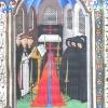 miniature depicting a Requiem Mass