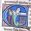 initial E incorporating Jews and lambs