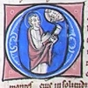 initial O incorporating Malachi and Christ
