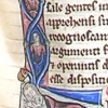 initial L incorporating the tree of Jesse