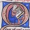 initial Q incorporating St John writing