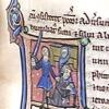 initial F incorporating the Philistines