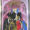 miniature for All Souls showing a Requiem Mass