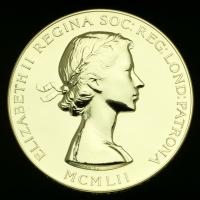 The Royal Medal (front) © The Royal Society