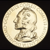 Copley Medal (front) © The Royal Society
