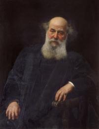 James Joseph Sylvester (by A E Emslie)
