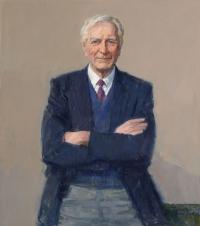 Robert Aubrey Hinde (by David Poole)