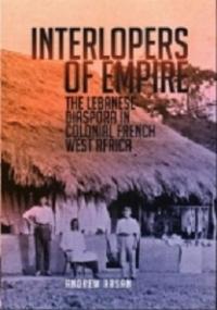 Interlopers of Empire cover