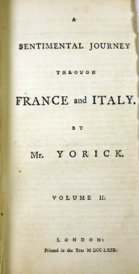 1769 Vol 2 title page