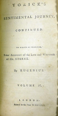1769 Vol 4 title page