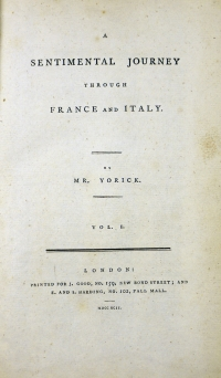 1792 Vol 1 title page
