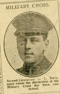 Military Cross 1916