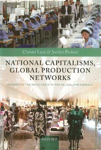 national capitalisms global production networks