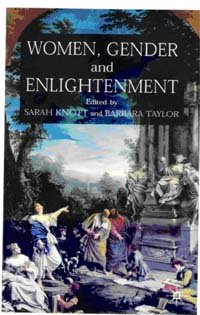 women gender enlightenment book cover