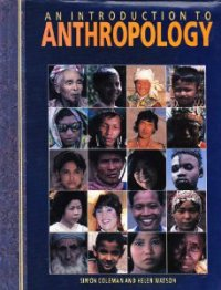 introduction to anthropology cover
