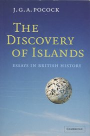 Pocock book cover - The discovery of Islands