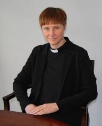The Rev'd Carol Barrett Ford