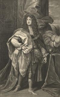 "The ""merrie monarch"", Charles II (1660-1685)"