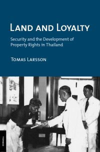 Land and Loyalty, Tomas Larsson