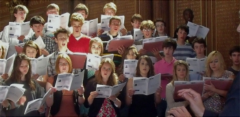 A recent course in Trinity College Chapel. Credit: Eton Choral Courses.