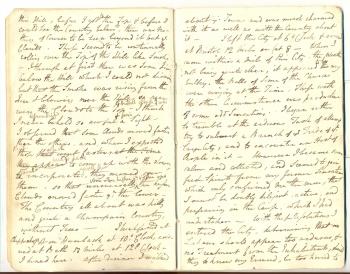 Thomas Clarkson's diary 1787
