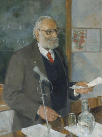 Abdus Salam, by Anthony Morris, RP