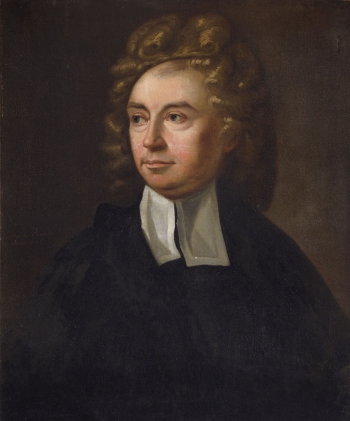 Richard Bentley, a copy of the portrait by Sir James Thornhill at Trinity College