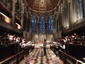 Credit - Cambridge Choral Course