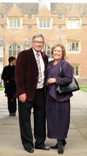 David and Susan Nobbs