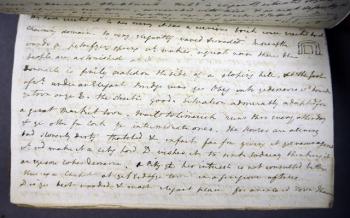 John Lee's diary 30 November 1806 Doneraile