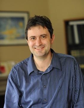Dr Matthias Dörrzapf; Photo: Nic Marchant