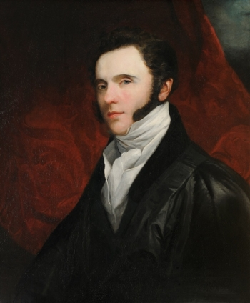 Palmerston as a young man