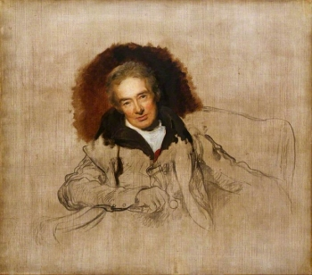 William Wilberforce (unfinished) by Thomas Lawrence - National Portrait Gallery