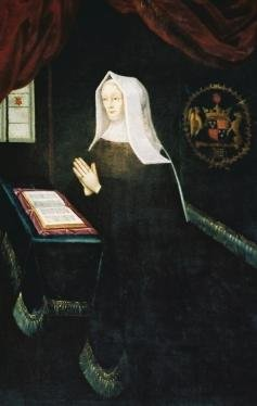 The Foundress, Lady Margaret Beaufort