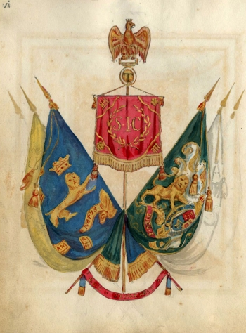 LMBC flags (1825-1833)