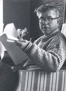 Professor Sir Fred Hoyle FRS (1915-2001)