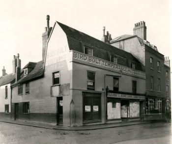 Birdbolt Temperance Hotel (c.1910)