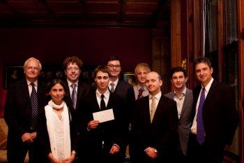 Pythagoras Prize 2012