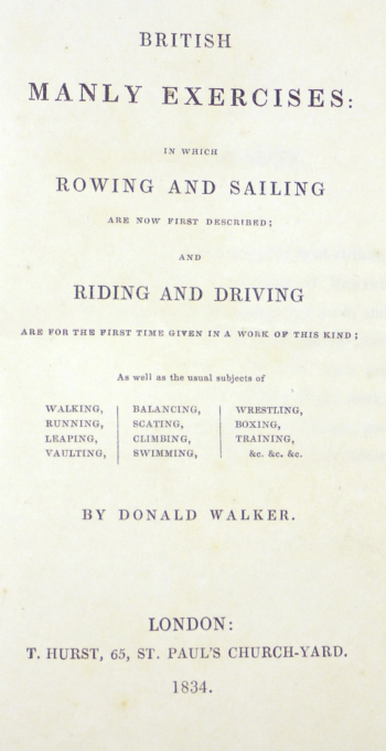 Second title page.