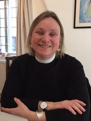The Rev'd Canon Dr Jessica Martin