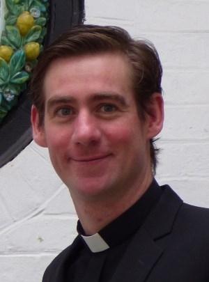 The Rev'd Philip Moller SJ