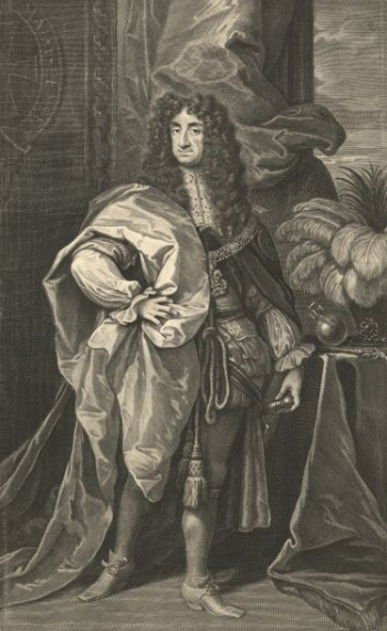 "The ""merrie monarch"", Charles II (1660-1685)"