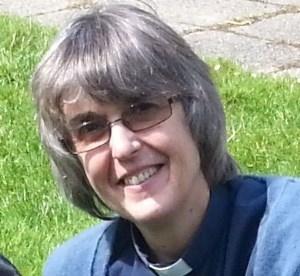 The Rev'd Dr Caroline Yandell